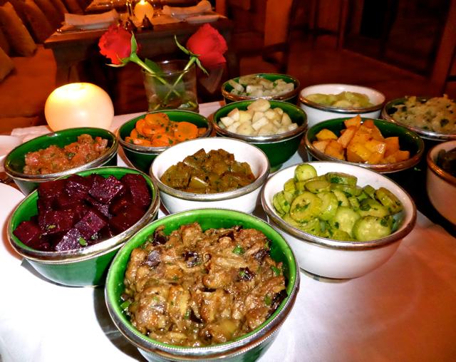 Marrakech Fine Dining at Riad Joya