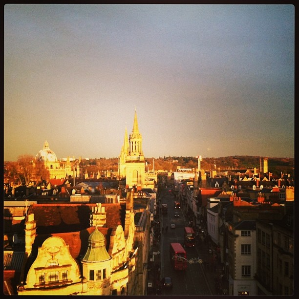 Top 10 Things to Do in Oxford, England