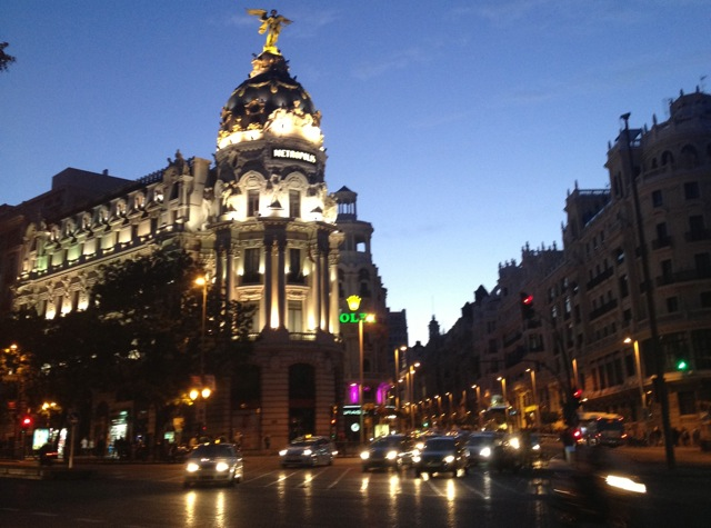One More Month in Madrid