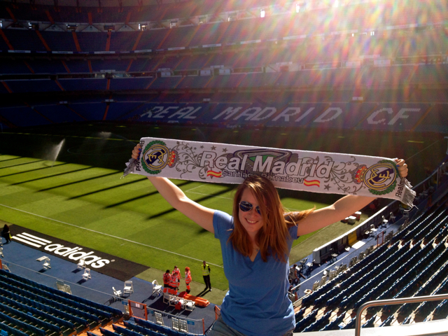 Something In Her Ramblings travel blog has One More Month in Madrid