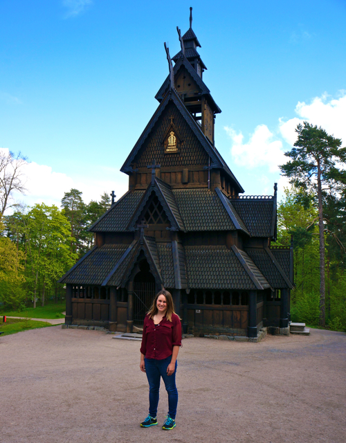 Visit a stave church with the Oslo City Pass