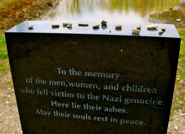The importance of visiting Auschwitz