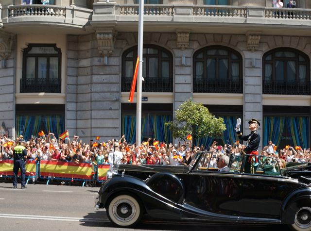 Coronation Day in Madrid: Welcome to the Throne, King Felipe VI