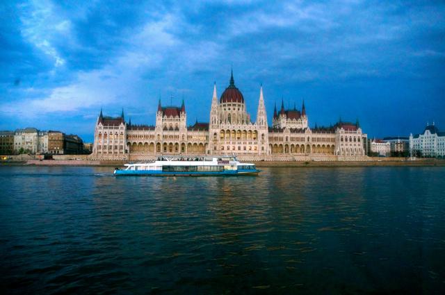 Cruising the Danube with Legenda Sightseeing Cruises