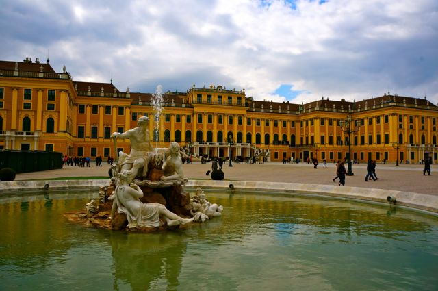 Royal Delights at Schönbrunn Palace in Vienna