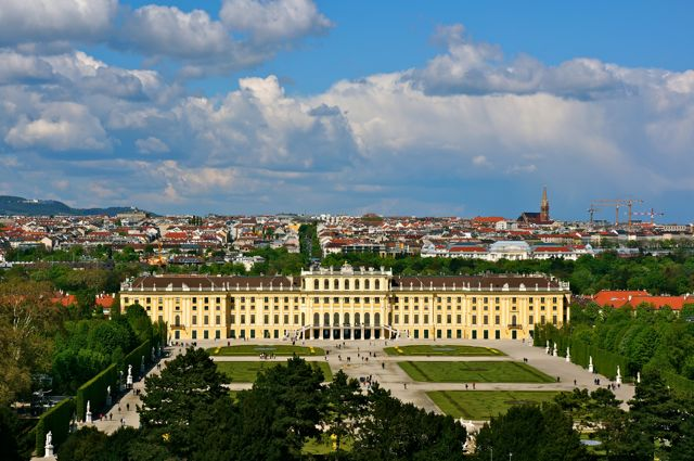 Royal Delights at Schönbrunn Palace in Vienna