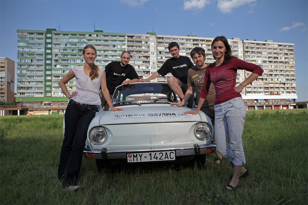 Drive Through the Sights and History of Authentic Slovakia in a Retro Car