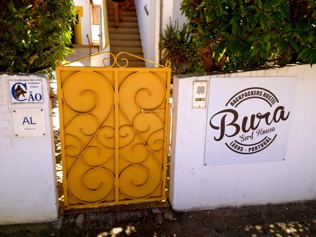 Hostel in Lagos, Portugal Bura Surfhouse