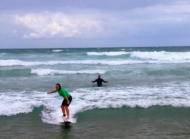 me surf