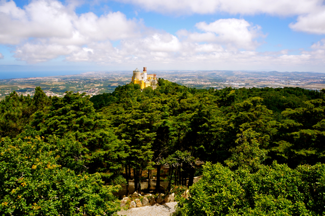 Sintra: Land of Looming Trees and Royal Palaces