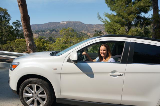 Road Trip LA Style in the Mitsubishi Outlander Sport