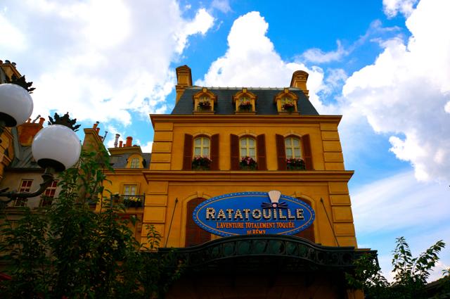 A look at Ratatouille Land, Disneyland Paris