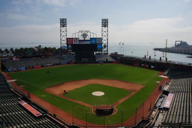 San Francisco Giants Ballpark Tour