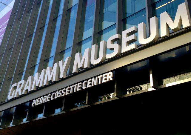 The GRAMMY Museum at L.A. Live