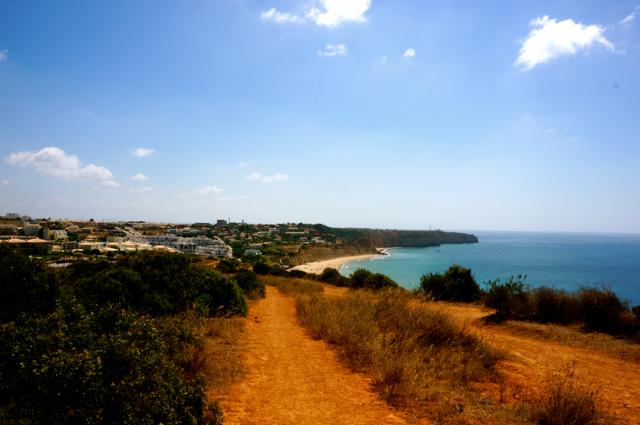 walk cliffs lagos portugal