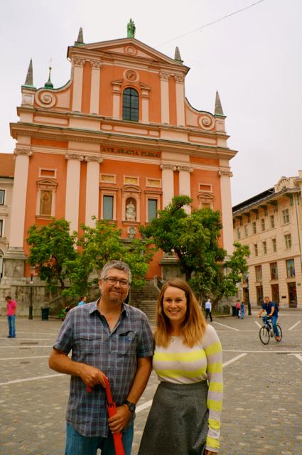 Travel blogger Lauren Salisbury of Something In Her Ramblings visits Ljubljana, Slovenia for a walk through history.