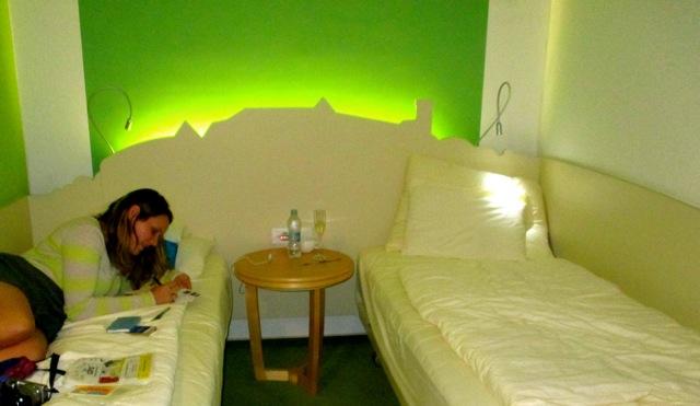 History and Comfort at City Hotel Ljubljana