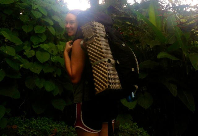 Rainforest Friday: Hiking in Costa Rica