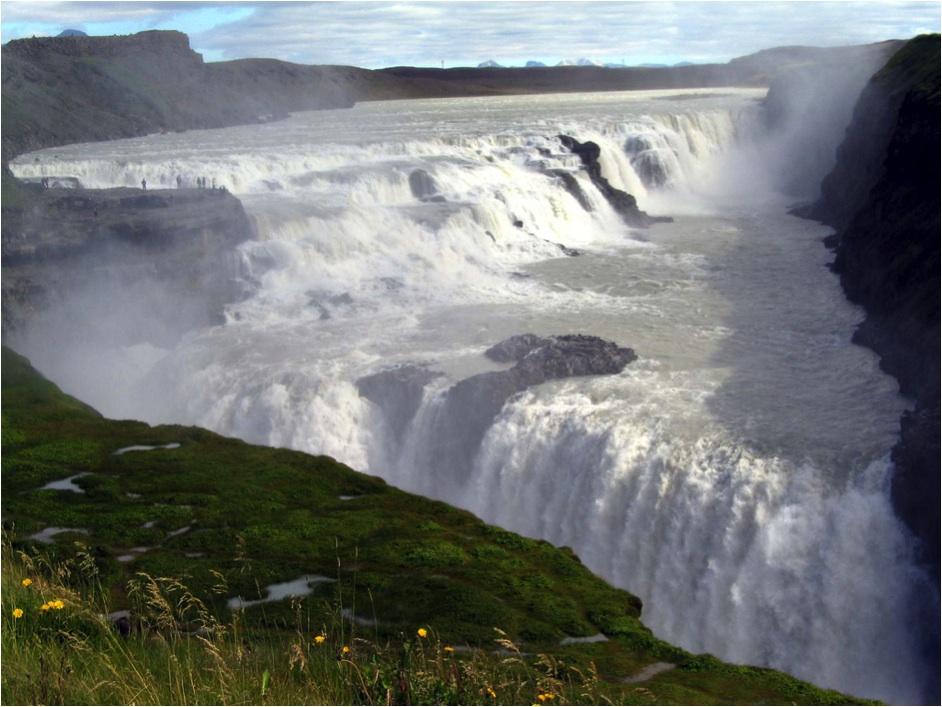 Worlds Most Amazing Waterfalls Iceland