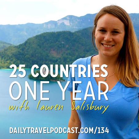 lauren-salisbury on the Daily Travel Podcast