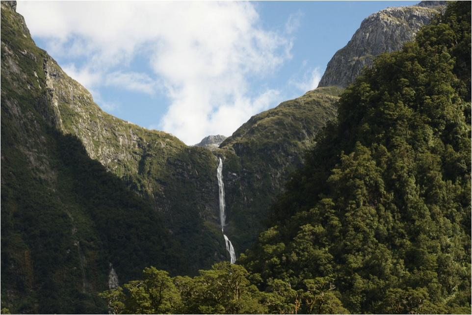 Worlds Most Amazing Waterfalls sutherland