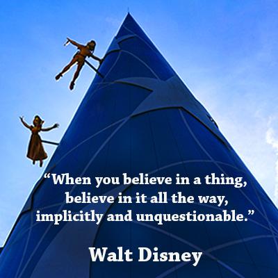 Disney quote 1 Walt Disney Birthday Quotes