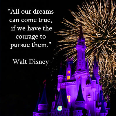 Disney quote 2 Walt Disney Birthday Quotes