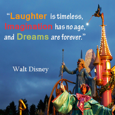 Disney quote 3 Walt Disney Birthday Quotes
