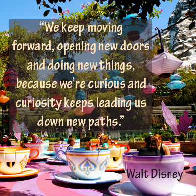 Disney quote 4 Walt Disney Birthday Quotes