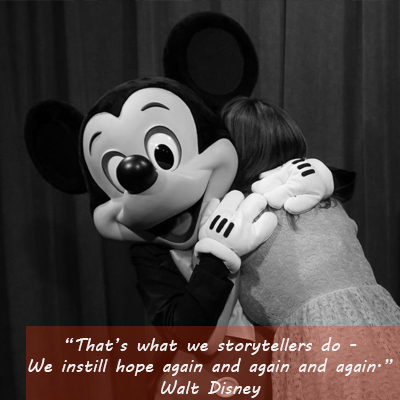 disney quote 5 Walt Disney Birthday Quotes