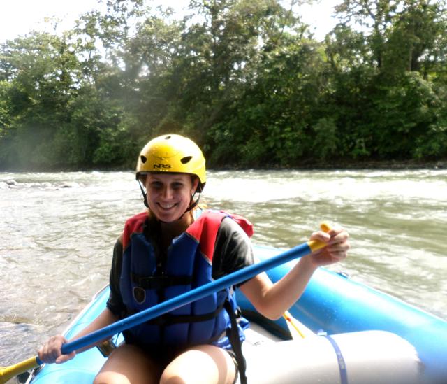 Raft the Sarapiquí