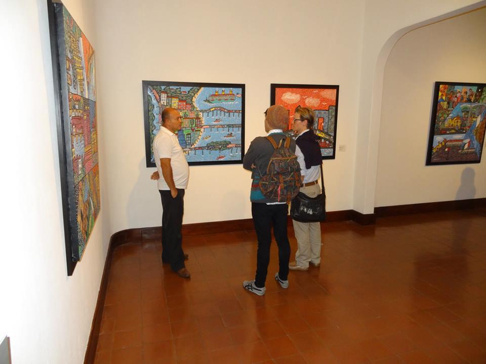 Meet Ricardo Ávila, Costa Rica National Artist