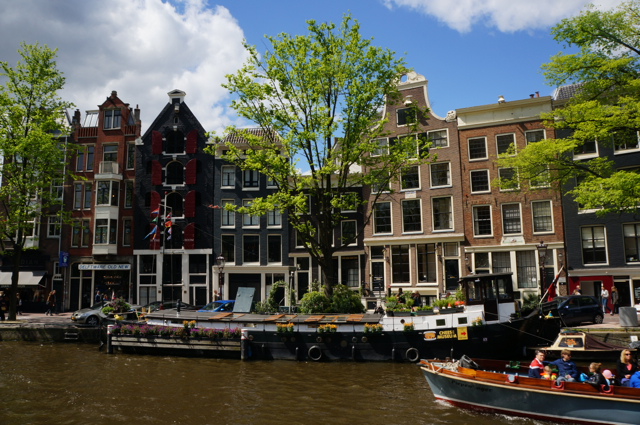 Things to do in include an Amsterdam Canal Cruise