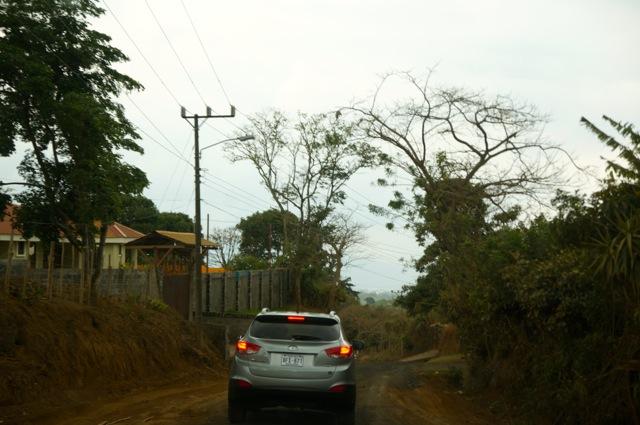 Costa Rica driving