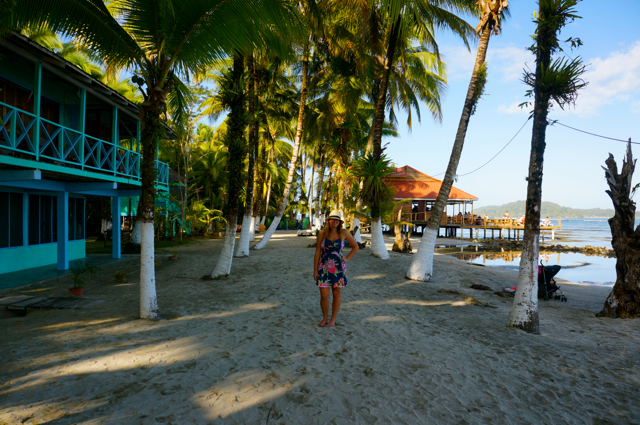 blogger in bocas del toro