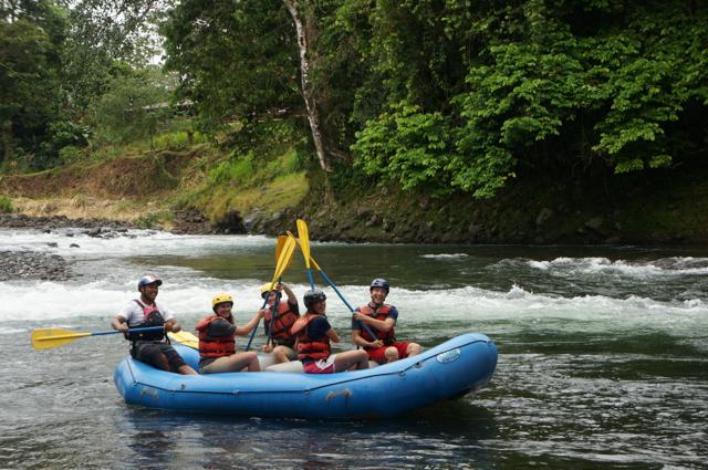 Celebrating 6 months in Costa Rica.