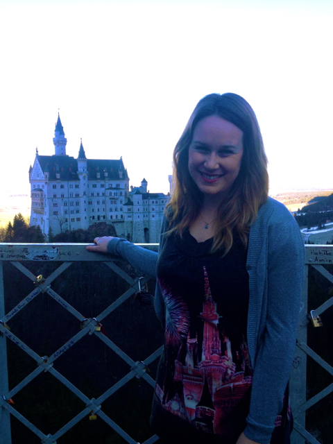 traveling solo to fairytale castles in germany