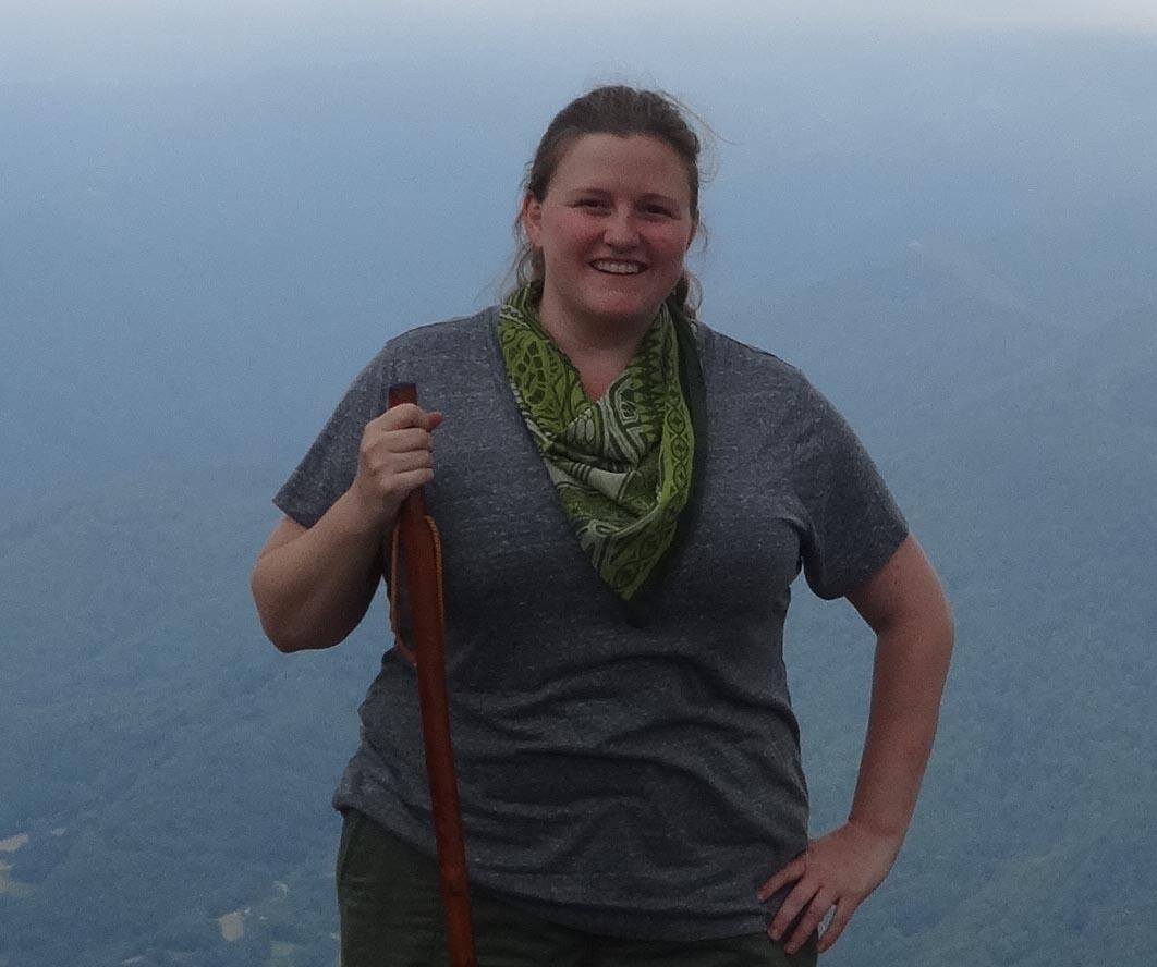 Jeannette Winter solo female traveler