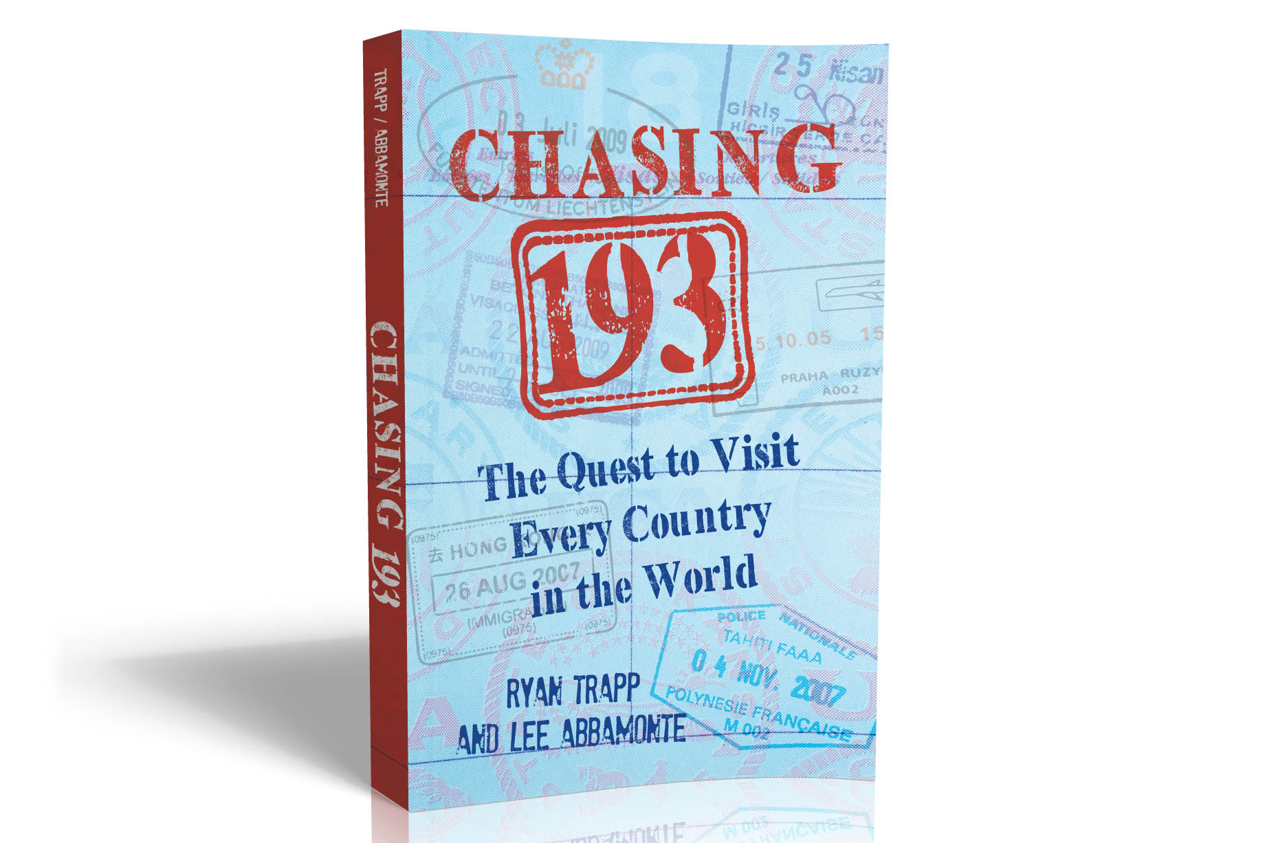 Book Review – Chasing 193:  The Quest to Visit Every Country in the World