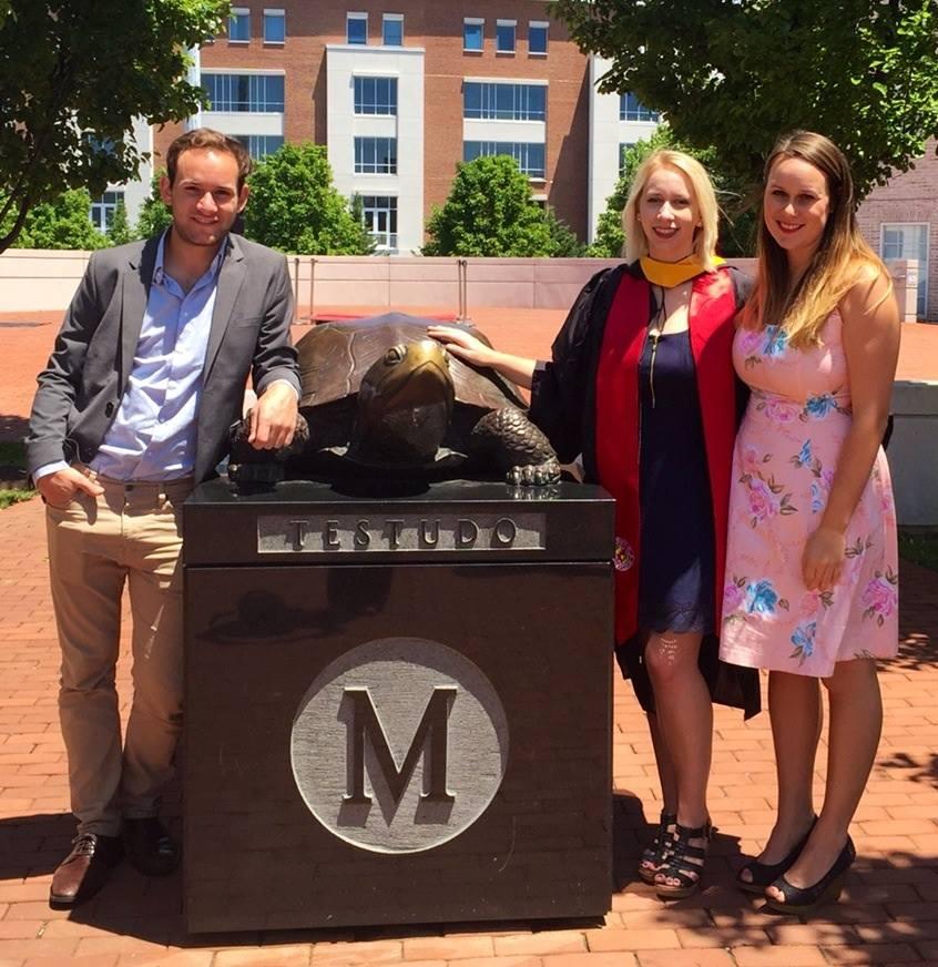 emma graduates from university of maryland