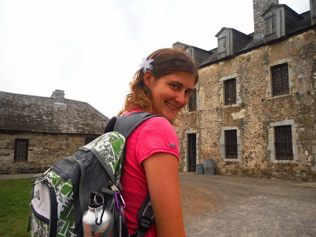 jessica lippe solo traveler takes a solo trip to Niagara Falls