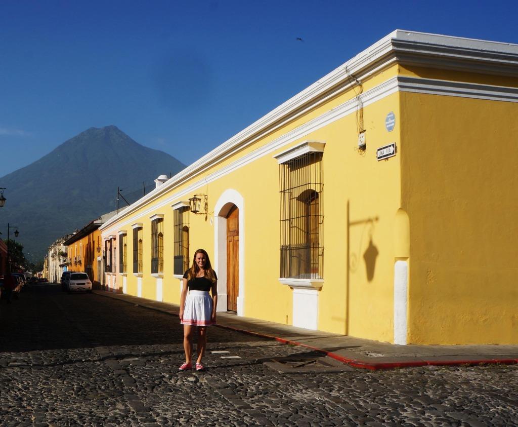 three days in guatemala visit antigua