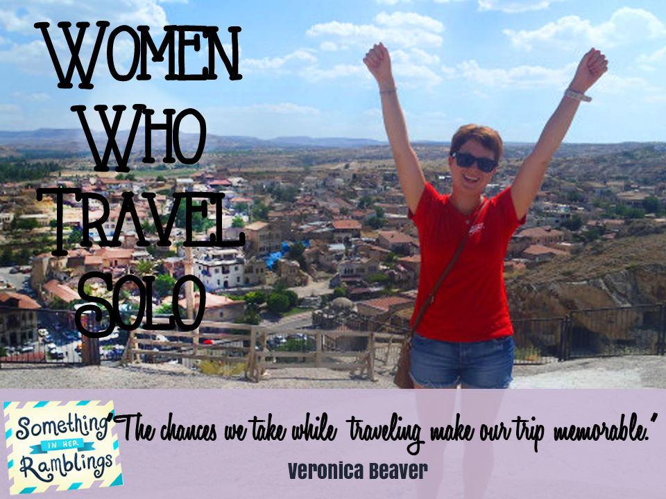 women who travel solo Veronica Beaver talks solo travel in Turkey and WWOOF in France