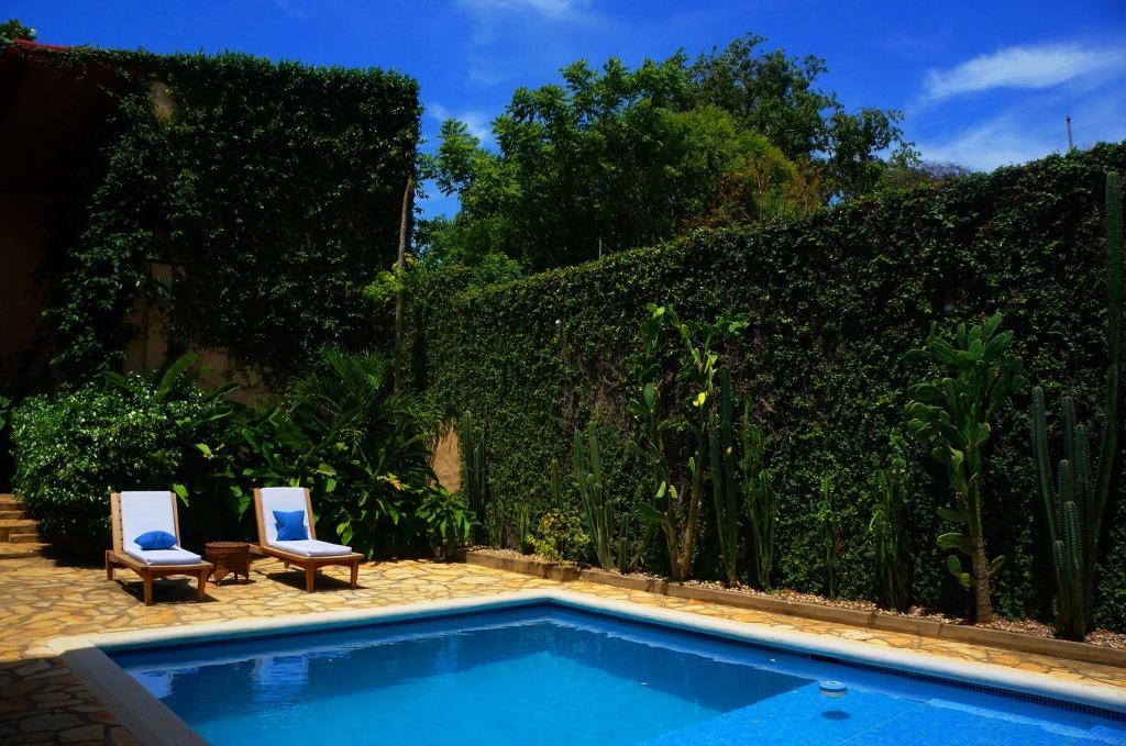 Casa Lucia hotel granada Pool Area
