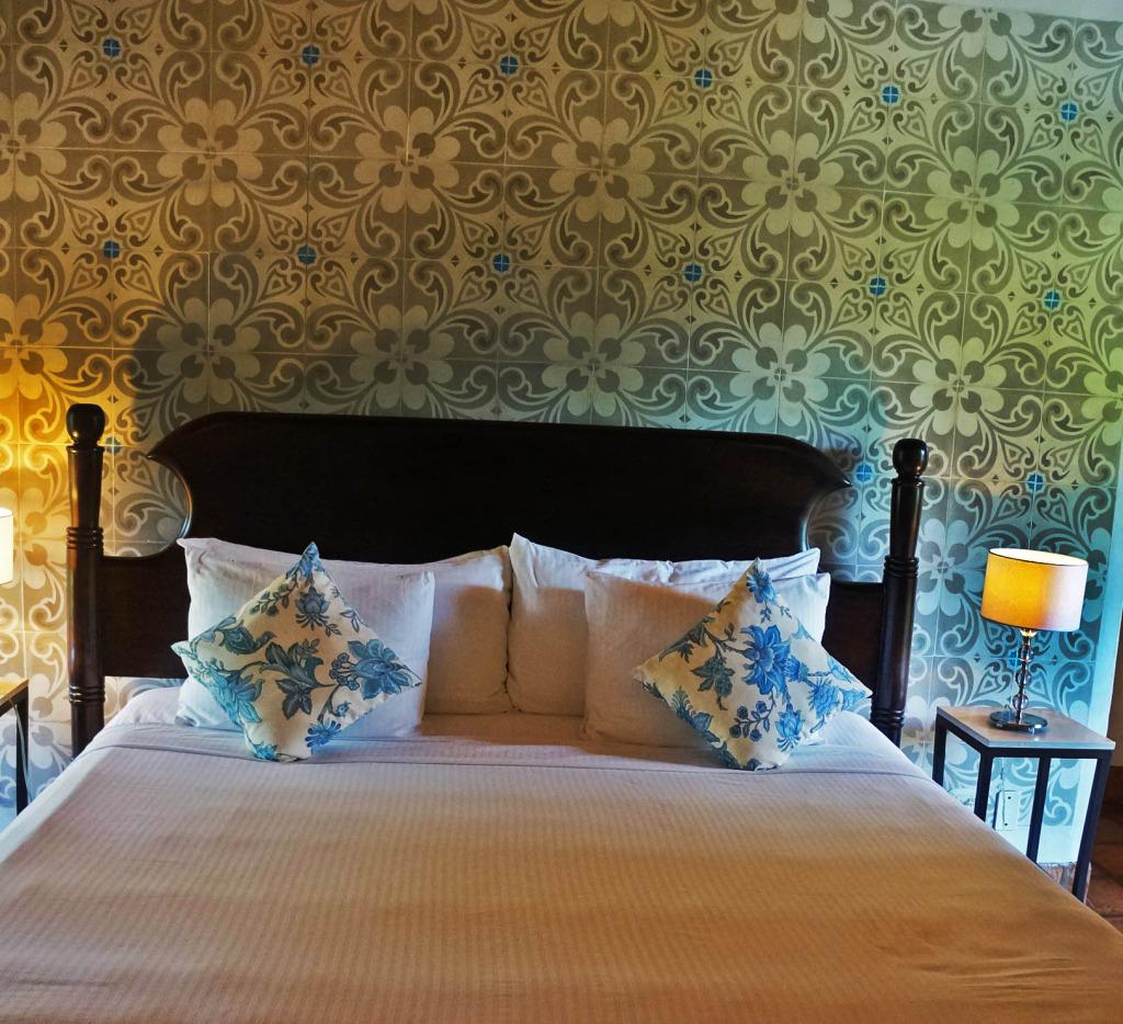 Casa Lucia hotel in granada Faveli Tiles