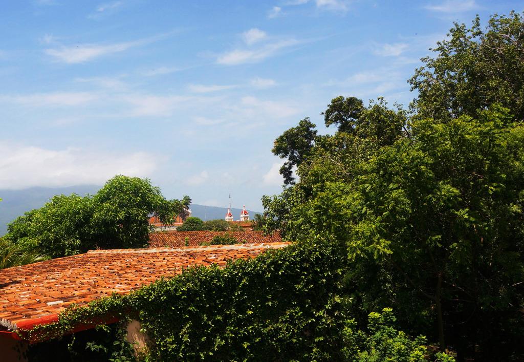 Casa Lucia hotel in granada Rooftop View