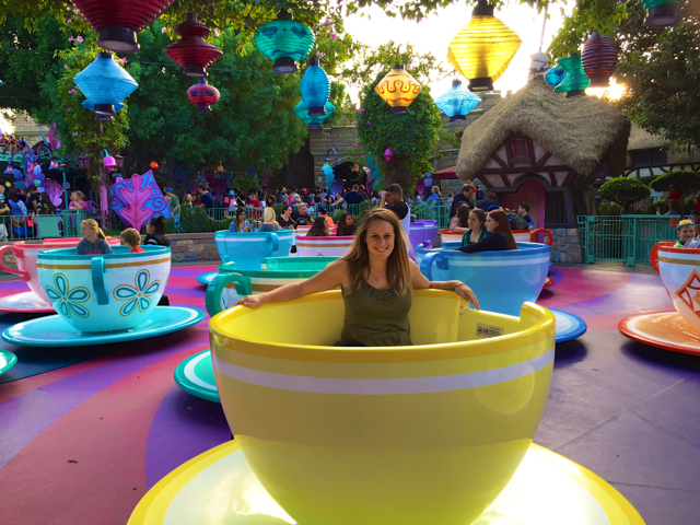 Top 10 favorite travel destinations Disneyland