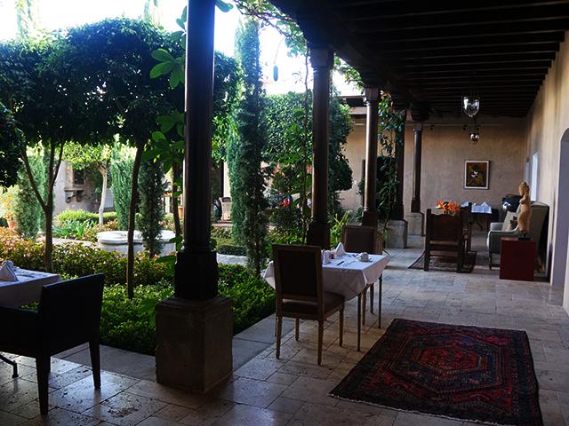 garden where to stay in antigua guatemala hotel san rafael