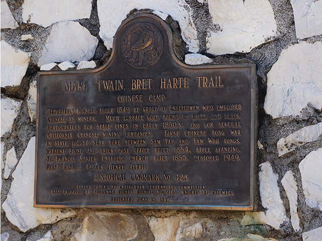 history on a california scenic drive