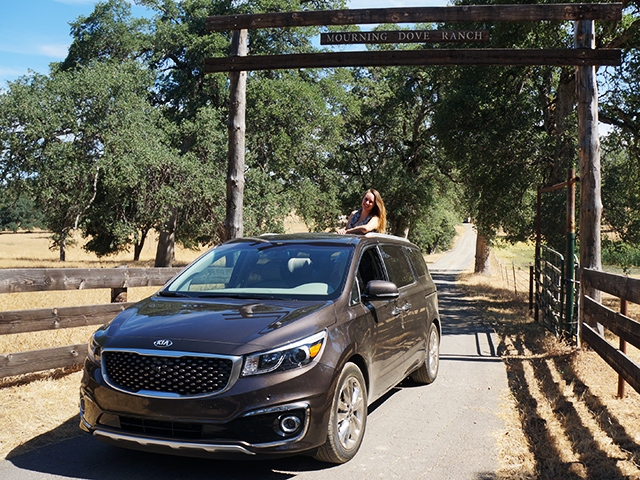 2015 Kia Sedona SX-L: Ultimate Summer Road Trip Vehicle